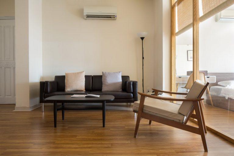 Thiết kế tu sửa lại căn hộ cũ 40m2 thành căn hộ cao cấp.