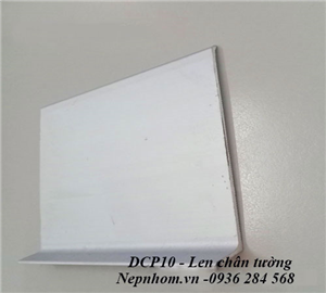 Nẹp len chân tường DCP10
