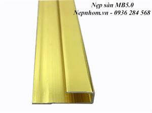 Nẹp sàn nhựa MB5.0