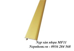 Nẹp nhôm sàn nhựa MF11