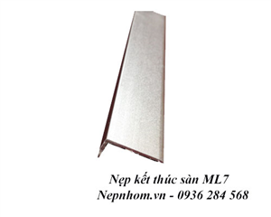 Nẹp nhôm sàn gỗ ML7