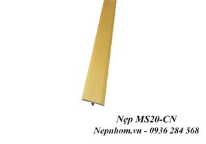 Nẹp sàn nhựa MS20-CN
