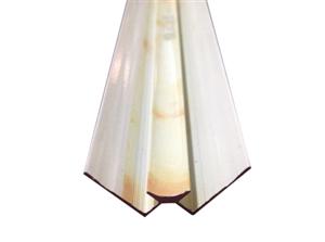 Nẹp góc âm nối tấm PVC - MC4.0