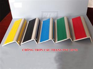 Nẹp chống trơn câu thang PVC