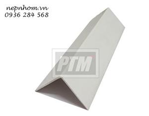 Nẹp nhựa PVC ốp góc ngoài chữ V