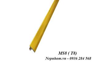 Nẹp nhôm trang trí MS8.0