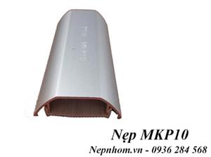 Nẹp nhôm dây điện MKP10