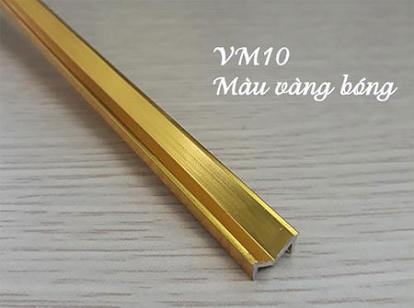 Nẹp nhôm trang trí VM10