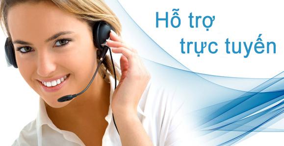 Hỗ trợ trực tuyến TPHCM
